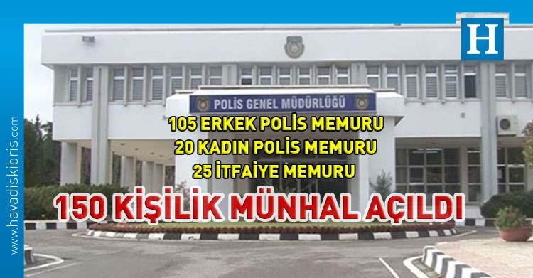 PGM polis ve itfaiye memuru münhal