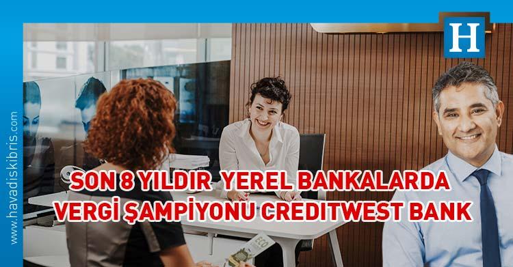 vergi şampiyonu creditwest bank