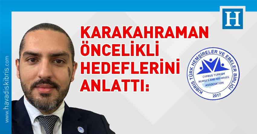 Mehmet Reşat Karakahraman, KTHEB, KıbrısTürkHemşirelerveEbelerBirliği