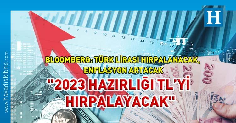 TC Merkez Bankası'nda yetkili üç ismin gece yarısı görevden alınmasının ardından Bloomberg, Türkiye'nin ekonomi politikalarına değinen iki analiz birden yayımladı.