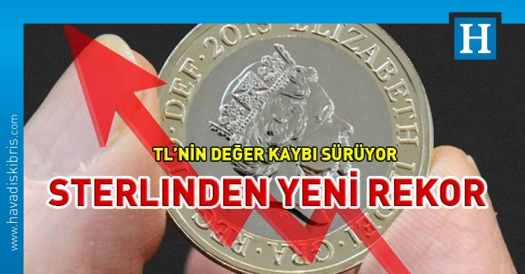 sterlin türk lirası